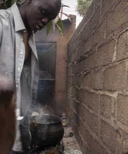 Kosmoptikon// Reportages // Aurelien Gillier // Portraits en fragments de la jeunesse malienne