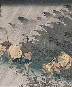 Kosmopolitique // Sous la pluie, quand l'eau est à tout le monde