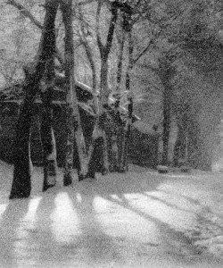 Kosmoptikon//Old School//Josef Sudek