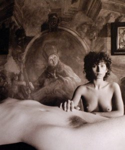 Kosmoptikon // Old School // Lucien Clergue