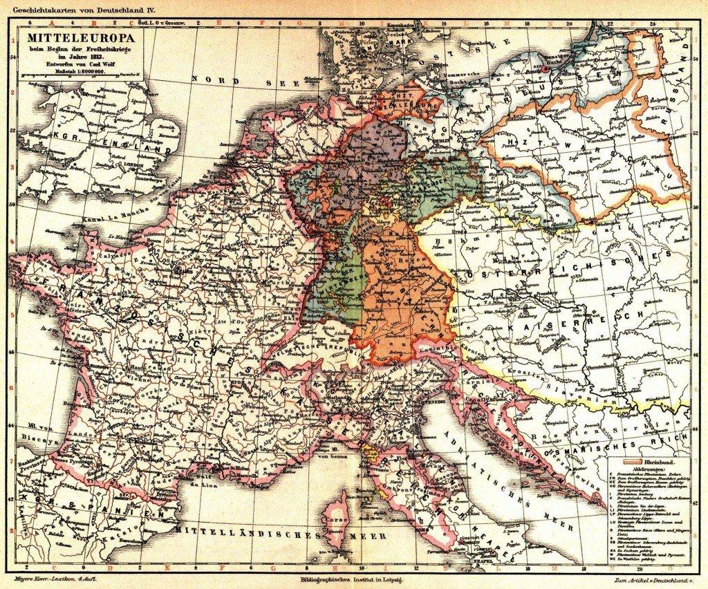 Kosmopolitique / Article / En finir avec Mitteleuropa dans Kosmopolitique mitteleuropa_vor_dem_beginn_der_freiheitskriege_1813